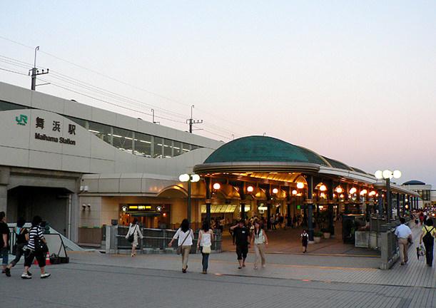 JR舞浜駅_01